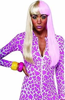Nicki Minaj Super Bass Costume Wig