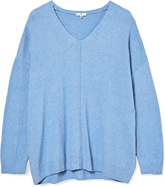 TOM TAILOR Frontnahrt Sweater Femme