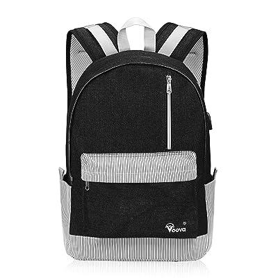 Voova Student Backpack, Laptop School Backpack ...