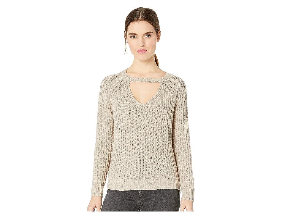 RVCA Case Sweater (Oatmeal) Women