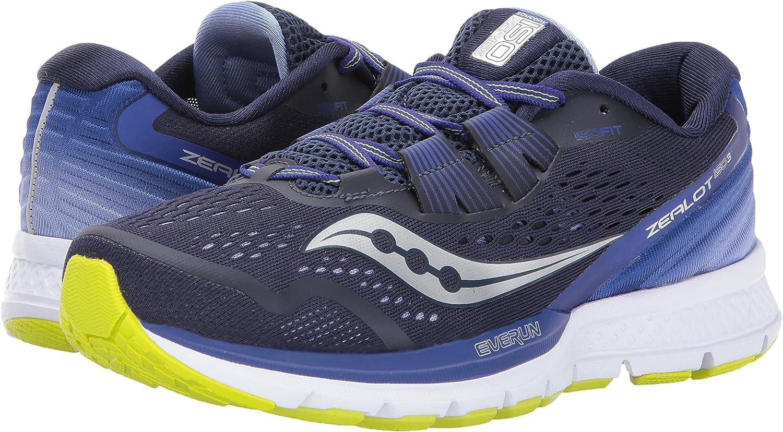 Saucony Womens Zealot Iso 3 Running Shoe