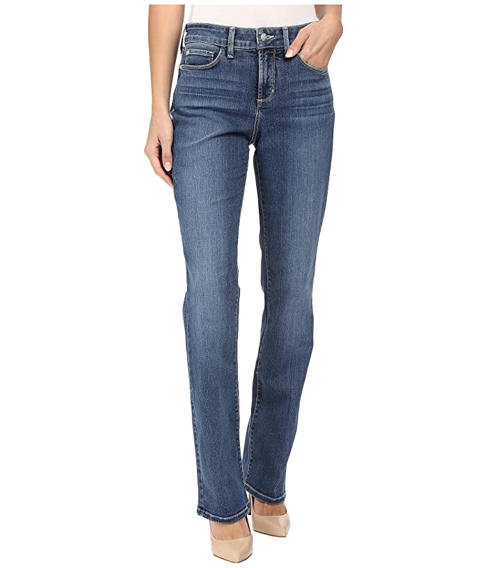 NYDJ Marilyn Straight Jeans in Heyburn Wash (Heyburn Wash) Women's Jeans