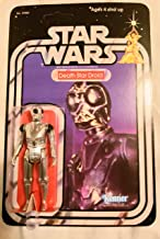 Kenner Vintage Star Wars Silver Death Star Droid - Action Figure From 1978