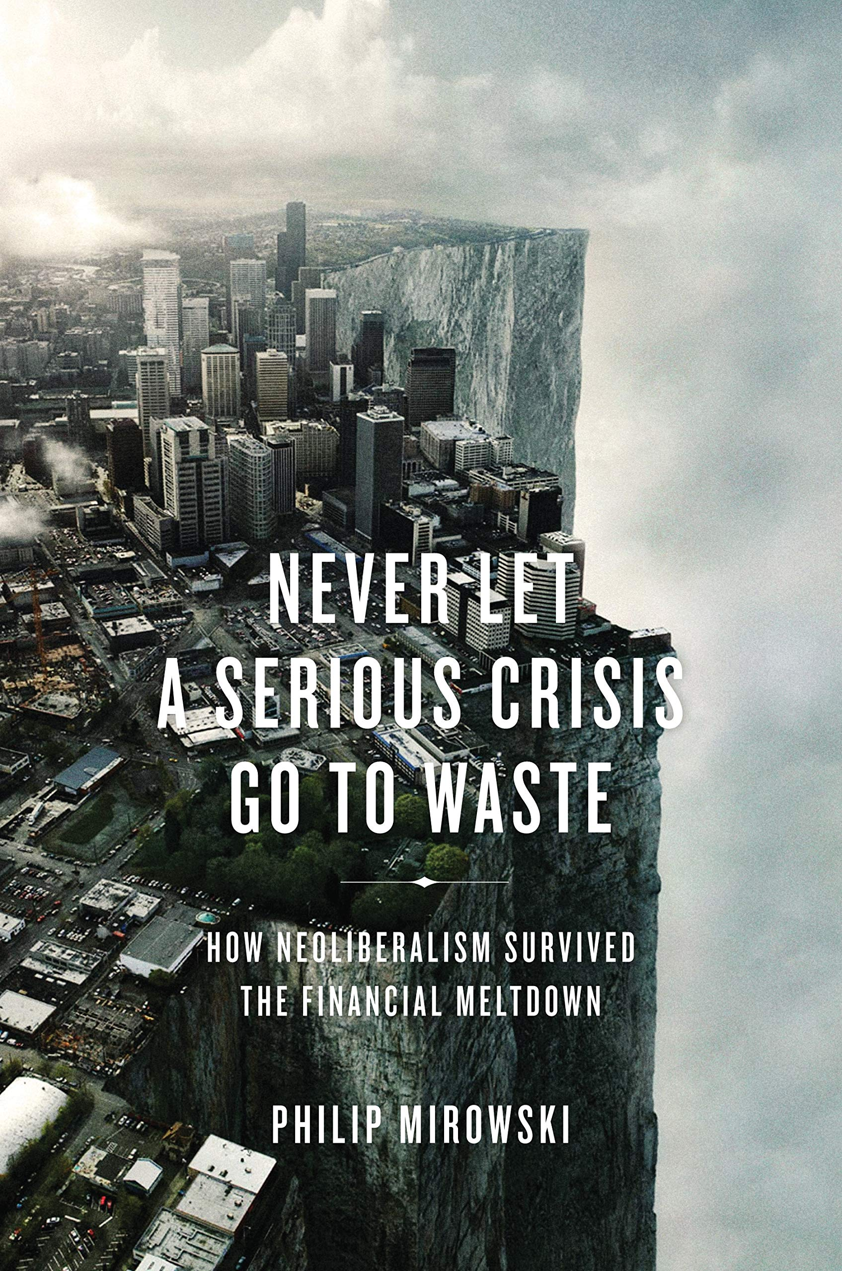 Image OfNever Let A Serious Crisis Go To Waste: How Neoliberalism Survived The Financial Meltdown (English Edition)