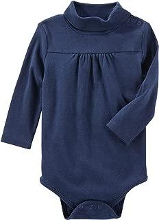 OshKosh B'Gosh Baby Girls' Turtleneck Bodysuit 6M-24M