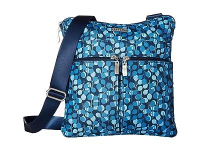 Baggallini Horizon Crossbody (Pacific Pop) Cross Body Handbags