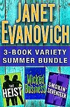 Janet Evanovich 3-Book Variety Summer Bundle: The Heist, Wicked Business, Smokin' Seventeen