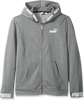 PUMA Men's Amplified Hooded Jacket