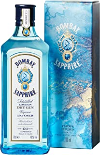 Bombay Sapphire Gin in Geschenkverpackung 1 x 0.7 l