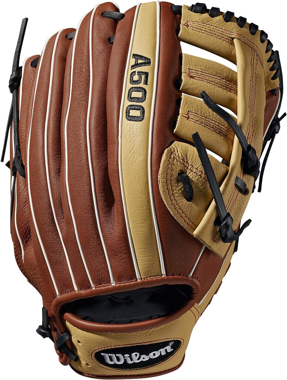 Wilson A500 Max 60% OFF Baseball Glove Series Direct sale of manufacturer