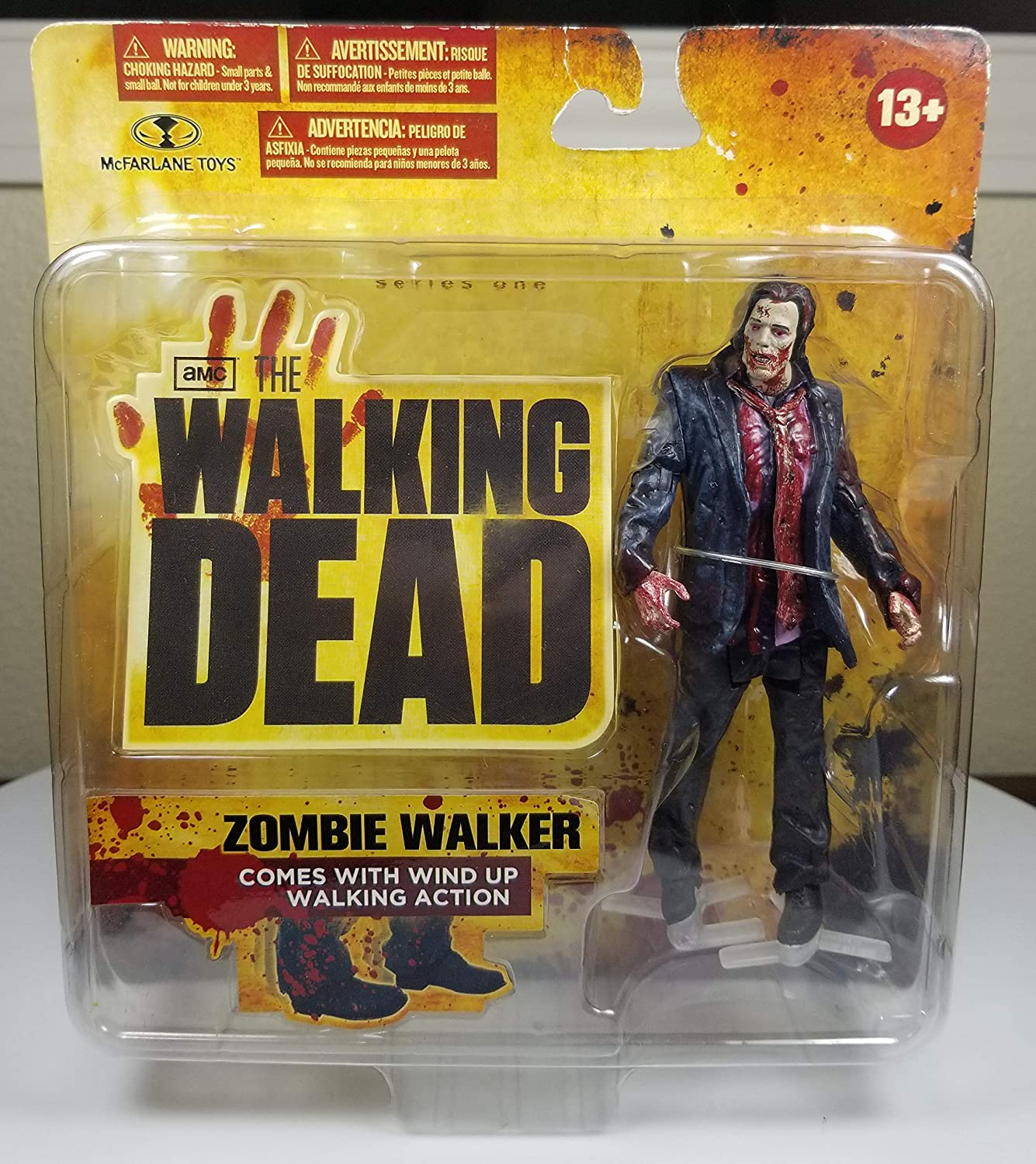 McFarlane Toys The Walking Dead TV Series 1  Zombie Walker Action Figure by McFarlane Toys