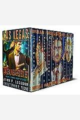 Las Vegas Paranormal Police Department: Ian Dex Unleashed Box Set: Hilarious Urban Fantasy Thrillers Kindle Edition