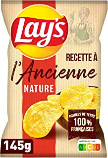 Lay's Chips à L'Ancienne Nature 145 g