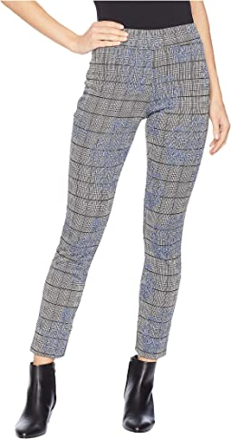 Menswear Jacquard Knit Pants