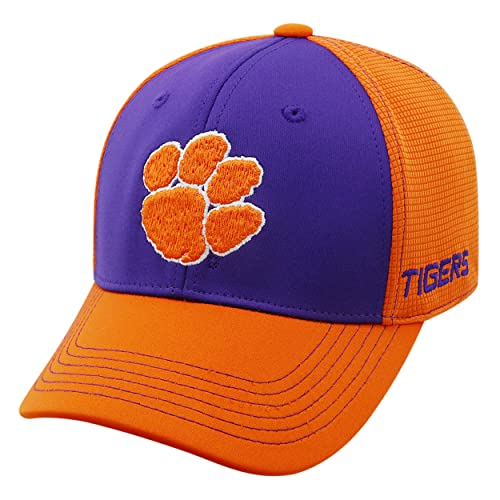 cffda611e40 Top of the World NCAA-Dynamic-One-Fit-Memory Fit-Hat