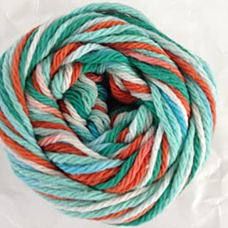Sugar'N Cream Yarn - Ombres-Ahoy