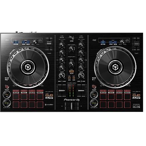 Pioneer DJ DDJ-RB Portable 2-channel Controller for rekordbox dj