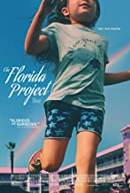 The Florida Project Movie Poster Limited Print Photo Brooklynn Prince, Bria Vinaite, Willem Dafoe Size 24x36 #1