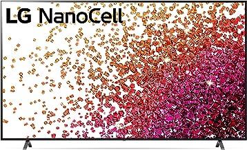 "LG LED Smart TV 86"" Slim Real 4k UHD NanoCell TV, 120Hz Refresh Rate, Sports Alert, Director Settings, Gaming Mode, Googl..."