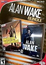 ALAN WAKE *BUNDLE* AMERICAN NIGHTMARE & ALAN WAKE PC GAME