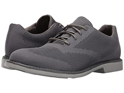 Mark Nason Hardee (Charcoal Dressknit/Charcoal Welt/Charcoal Bottom) Men