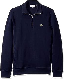 Mens Interlock Solid Classic Sweatshirt
