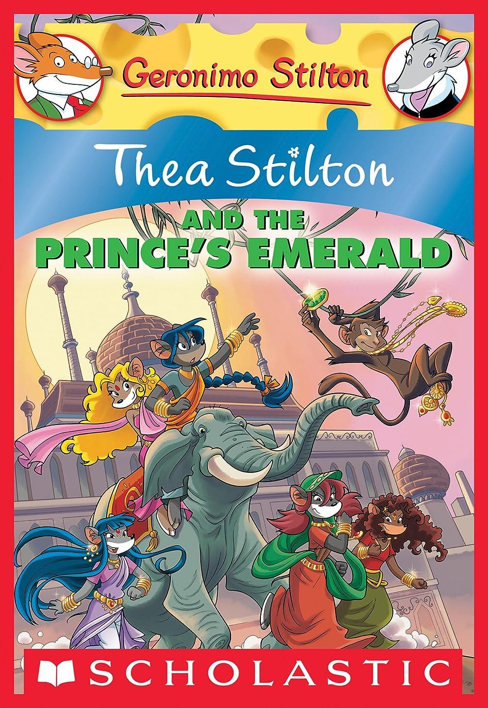 暗い改革一晩Thea Stilton and the Prince's Emerald (Thea Stilton Graphic Novels Book 12) (English Edition)