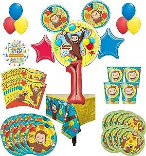 Best curious george balloon bouquet Reviews