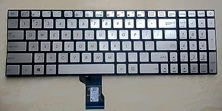 SZYJT New for Asus G501 G501J G501JW G501V G501VW Laptop us Keyboard 15.6