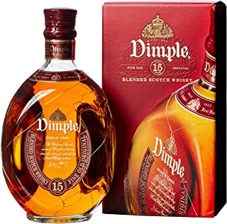 Dimple 15 Jahre, Blended Scotch Whisky 1 x 1l