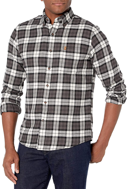 IZOD Men's Slim Fit Ranking TOP16 Advantage Flannel Japan Maker New Sleeve Performance St Long