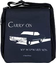 NaniWear Supernatural Carry On My Wayward Son Medium Geek Messenger Bag