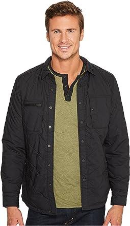 Sage Quilt Shirt Jacket