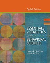 Gravetter/Wallnau's Essentials of Statistics for the Behavioral Sciences, 8th Edition plus 4-months instant access to MindTap™ Psychology.