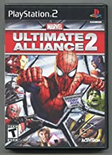 Marvel Ultimate Alliance 2 ** Play Station 2 ** Includes Limited Edition Comic Book