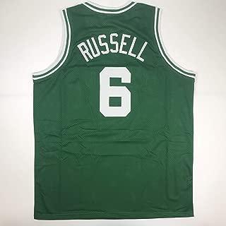 bill russell replica jersey