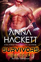 Survivors: Scifi Alien Invasion Romance (Hell Squad Book 19) (English Edition)
