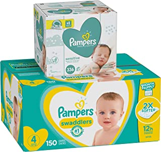 Best pampers swaddlers 4 Reviews