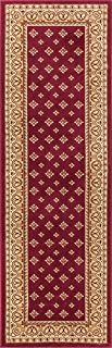 Well Woven Barclay Hudson Terrace Red Traditional Area Rug 2'3