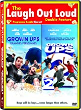 Grown Ups / Grown Ups 2 The Laugh Out Loud - Double Feature