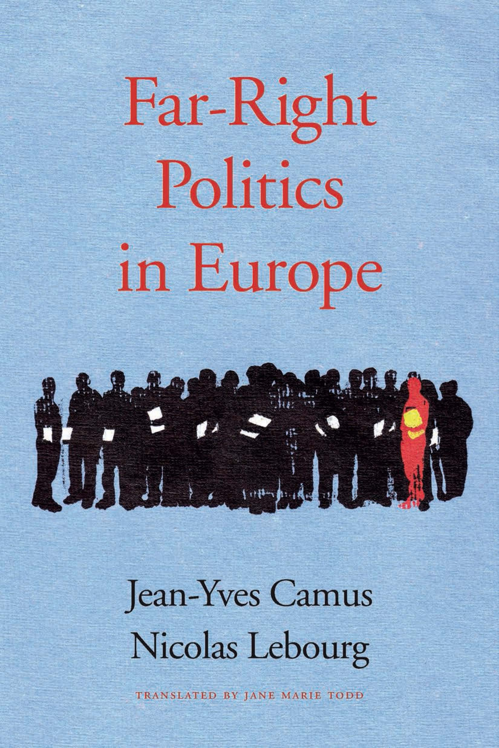 Image OfFar-Right Politics In Europe (English Edition)