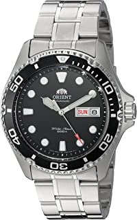 Orient Mens Ray II Japanese Automatic Stainless Steel ...