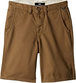 Authentic Stretch Shorts (Little Kids/Big Kids)