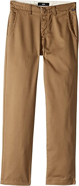 Vans Kids Authentic Chino Stretch Pants (Little Kids/Big Kids)