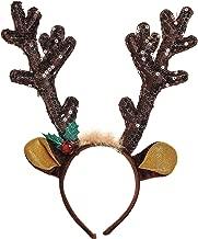 amscan Antler Headband | Christmas Accessory