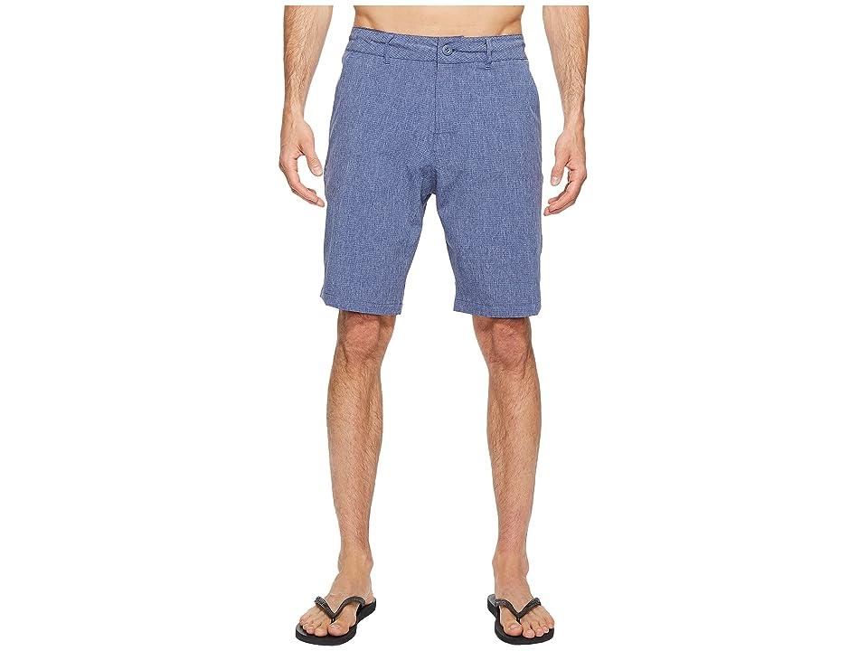 Body Glove Amphibious Super Chunkie Shorts (Indigo Heather) Men