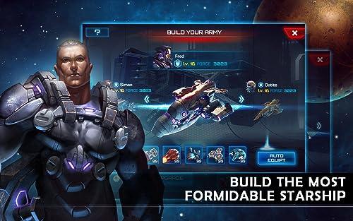 『銀河の伝説:宇宙艦隊育成「RPGXSFゲーム!絶賛!」』の3枚目の画像