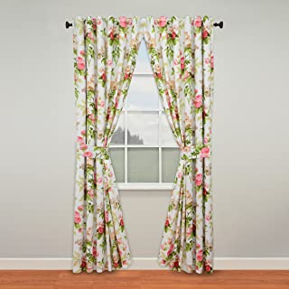 WAVERLY Curtains for Bedroom - Emma's Garden 100