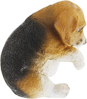 Distinctive Designs Hanging Puppy Figurine for Planters and Vases (Beagle)