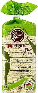 Smartbite Snacks Thin Organic Gluten-Free Multigrain Rice Cakes, 4.9 Oz (Pack of 12)